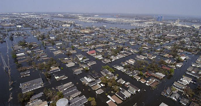 FEMA disaster response to Hurricane Katrina, Hurricane Ike and the 2010