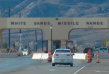United States Army coordination, such as White Sands Missile Range